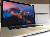 "Apple MacBook Pro 15"" retina i7 512GB SSD 2013 Logic Pro X Final Cut Pro Adobe cs6"