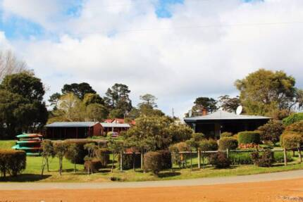Famous Nornalup River Side Chalets