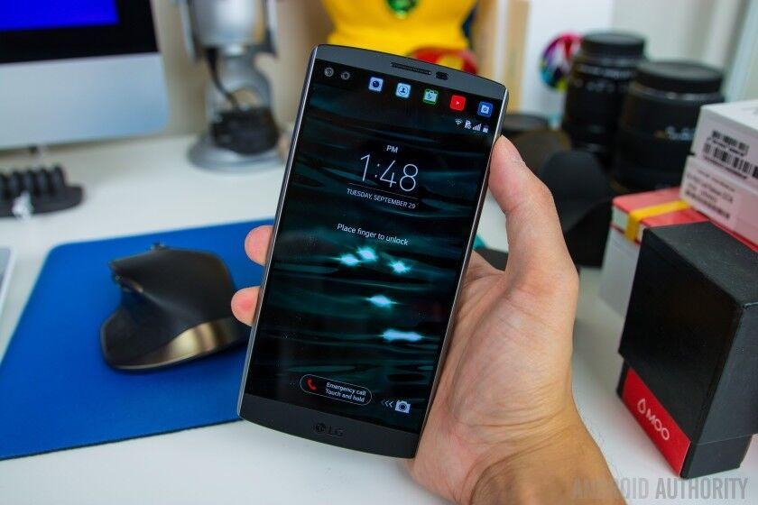 Unlocked 5.7'' LG V10 H961N Dual SIM 64GB RAM 4GB 16MP 4G LTE Smartphone