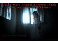 Blackmagic Uk Ltd Events & Investigtions