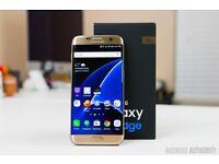 Samsung Galaxy S7 Edge 32GB- Gold BRAND NEW UNLOCKED BOXED