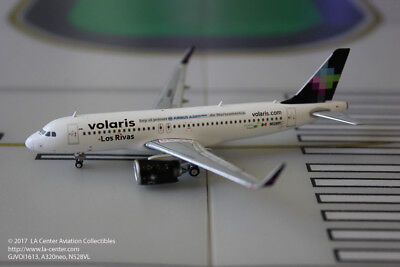 Gemini Jets Volaris Airlines Airbus A320neo In New Color Diecast Model 1 400