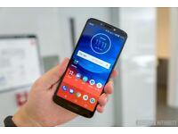 Motorola Moto E5 Plus 16GB UNLOCKED