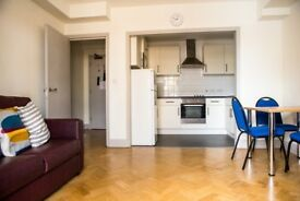 AMAZING 1 BED FLAT NEAR HOLLAND PARK £350PW