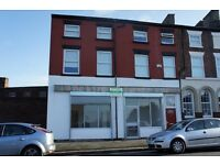 Lock up unit to rent - retail/office space close to city centre