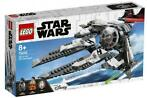 LEGO Star Wars: Black Ace Tie Interceptor (75242)