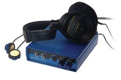 Echofone Ultrasound Tranducer Sound Learning Amplifier Echophone
