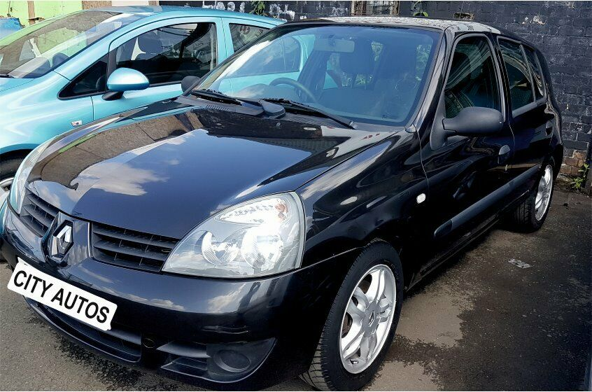Renault Clio 2008 52 000 Miles 1 2 Petrol 5 Door Hatchback Manual Black In East End Glasgow Gumtree