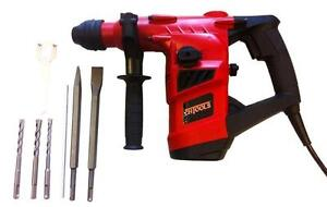 SDS-PLUS Rotary Hammer Drill CAD Regular Price $249 - Now $130