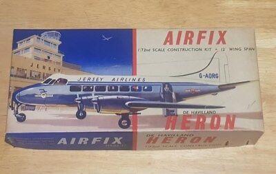 AirFix De Havilland Heron 1/72 Scale -Vintage1959