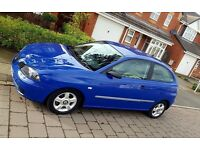 *| Beautiful SEAT IBIZA | Economical 1.2 LOW MILEAGE 88k !!! | Quick Sale (no ford focus fiesta ka )