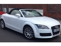 Well maintained and well looked after Audi TT Roadster, 1.8T 2 Door