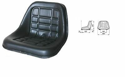 Cobo Gt- 50 Seat With Adjustable Guide For Tractor Fiat-landini-same Etc.