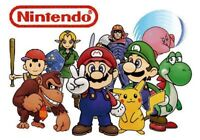 Trade Video Games ! Nintendo Xbox Sega Sony Gameboy NES SNES N64