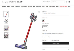NEW Dyson V7 Absolute