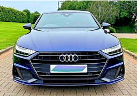 2020 Plate Audi A7 Sportback- px swap q7 s350d bmw mercedes audi lexus