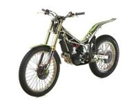 2020 VERTICAL COMBAT TITANIUM R **BRAND NEW** MOTORCYCLE TRIALS BIKE
