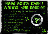 Independent Distributors WANTED