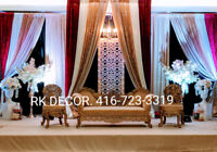 ⭐RSK Decor ⭐️ ⭐️   Backdrops starting from only $500 Act now !!!