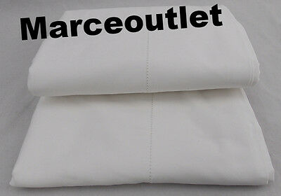 Hotel Collection 600 Thread Count Cotton KING EXTRA DEEP Flat Sheet White