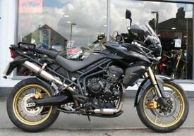 2012 Triumph Tiger 800 WITH EXTRAS at Teasdale Motorcycles, Yorkshire
