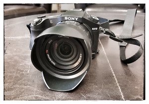 Sony RX 10 camera ( Vertually Brand New)