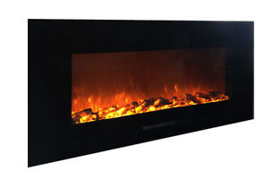 "72"" INSERT FIREPLACE - ELECTRIC - NEW DESIGN"