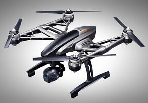 Yuneec Q500 Drone w/ 2 Batteries and Carry Case 4K
