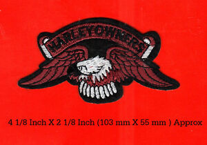 ÉCUSSON HARLEY OWNERS MOTO BIKER AIGLE AILLE Patch Badge