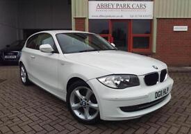 2011 (11) BMW 116 D Sport - White