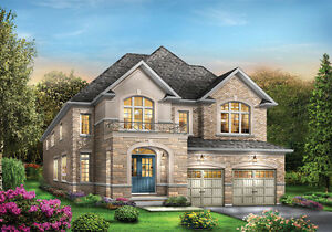 4 Bedroom Brand New Detached Homes In Mount Pleasant Location