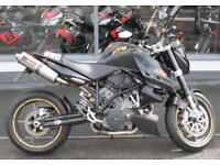 2006 KTM 990 SUPER DUKE with EXTRAS at Teasdale Motorcycles, Yorkshire