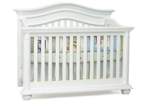 $200 or OBO!!! Baby Cache Heritage Convertible Crib + Mattress