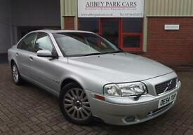 2005 (54) Volvo S80 2.4TD D5 SE Automatic - Silver