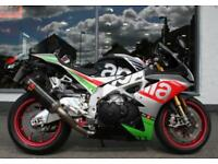 2018 - 67 Aprilia RSV4 RF with EXTRAS at Teasdale Motorcycles, Yorkshire