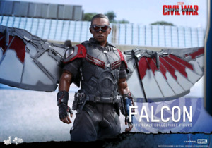 Wanted: Falcon Civil War Hot Toy