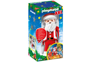Brand New Playmobil XXL Santa Claus (6629)