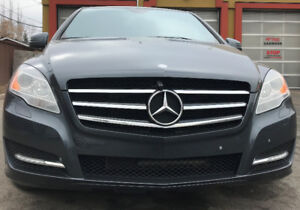 Fully Loaded! 2011 Mercedes Benz R350 BlueTEC