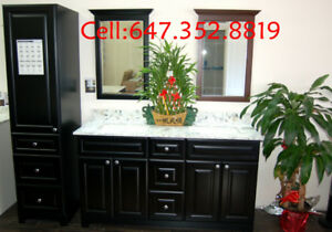 kitchen cabinet, bathroom vanities,marble countertops