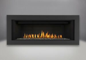 Napoleon LHD45 Direct Vent Linear Fireplace