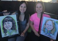 CARICATURES AS ENTERTAINMENt
