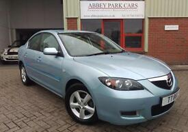 2007 (56) Mazda 3 1.6 TS Automatic - Blue