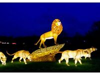 longleat tickets ( includes festival of lights)