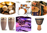 *** DRUM AND PERCUSSION LESSONS - 25th ANNIVERSARY SPECIAL ***