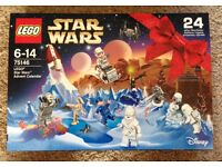 Lego Star Wars 2016 Advent Calendar New