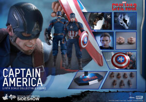 Hot Toys Captain America Civil War 1/6 Figure