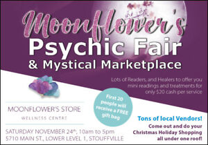 Psychic Fair and Mystical Marketplace