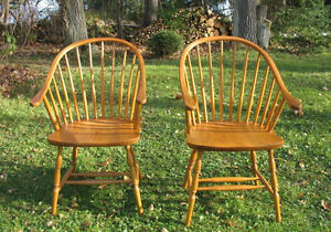 Antique Canadiana Country Chairs or Armchairs Gatineau Ottawa / Gatineau Area image 7
