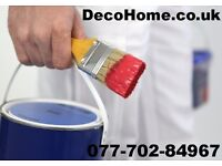 Short Notice Painters and Decorators Call for Free Quote