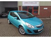 2012 (61) Vauxhall Corsa 1.4i 16v ( 100ps ) ( a/c ) SE Automatic - Blue